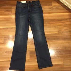 NEW Women's 7 Seven Shaping Boot Cut Jeans 10 Reg